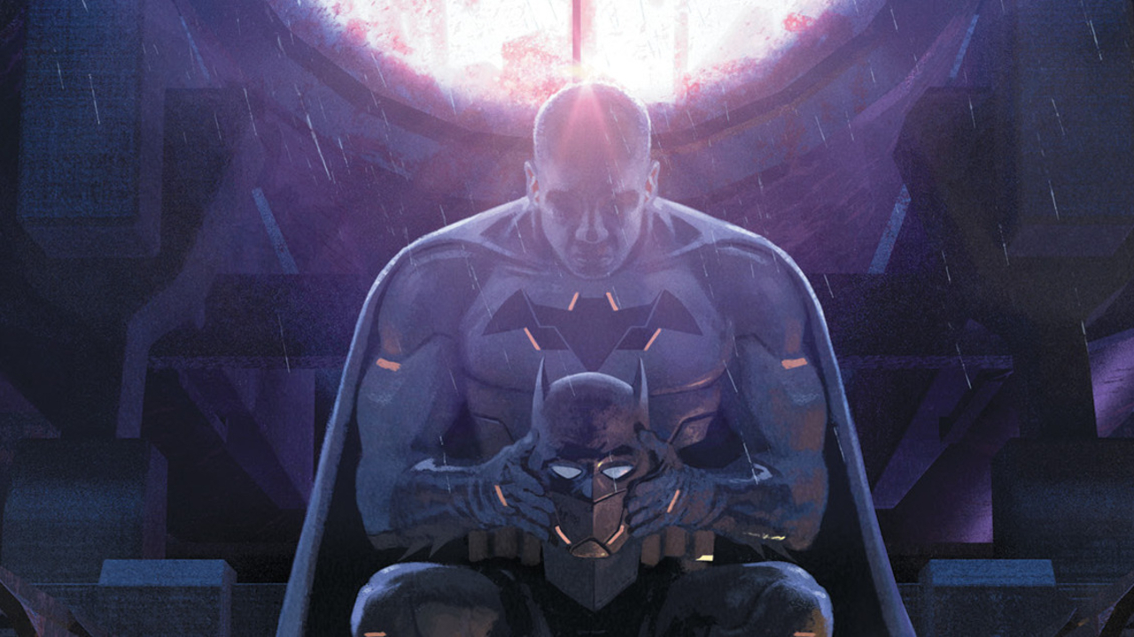 DC Future State Batman February 2021 solicitations and covers revealed | GamesRadar+