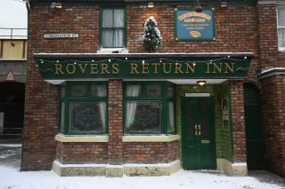 Christmas On The Cobbles Is Celebrated On The Famous Coronation Street Tour