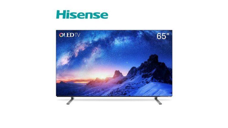 Hisense cheap OLED TV
