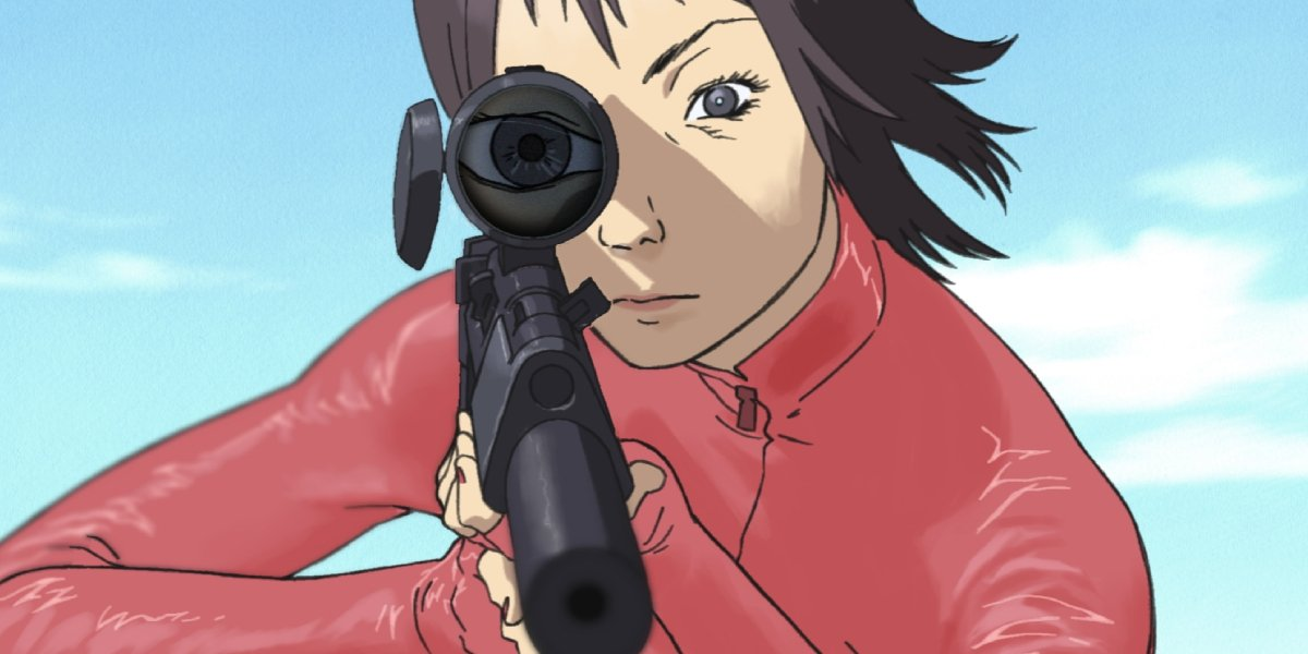 O-Ren Ishii in the Japanese anime sequence of Kill Bill: Vol. 1