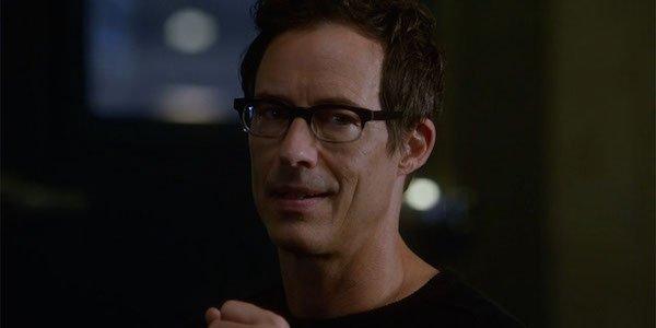 Harrison Wells The Flash The CW