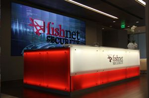 Christie MicroTiles and Projectors for FishNet Security