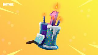 Fortnite's Birthday Celebration