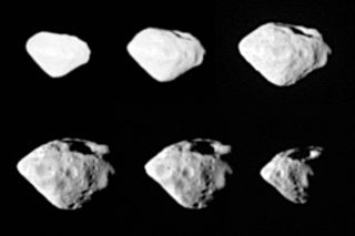 Despite Glitch, European Spacecraft's Asteroid Flyby a Success