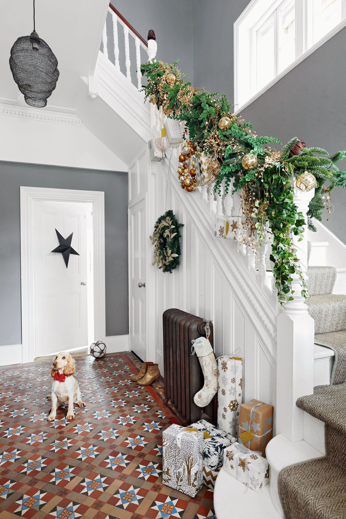 It's beginning to look a lot like Christmas with these festive interior ideas