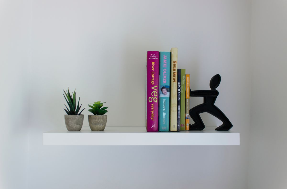 Marie Kondo-recommended book storage to inspire your #shelfies