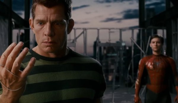 Spider-Man 3 Marko turns his back on Peter, revealing the truth