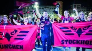 Östersund fans