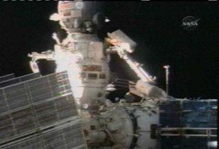 Cosmonauts' Second Spacewalk Goes Smoothly