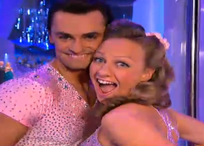 Dancing On Ice: Chloe triumphs on props week!