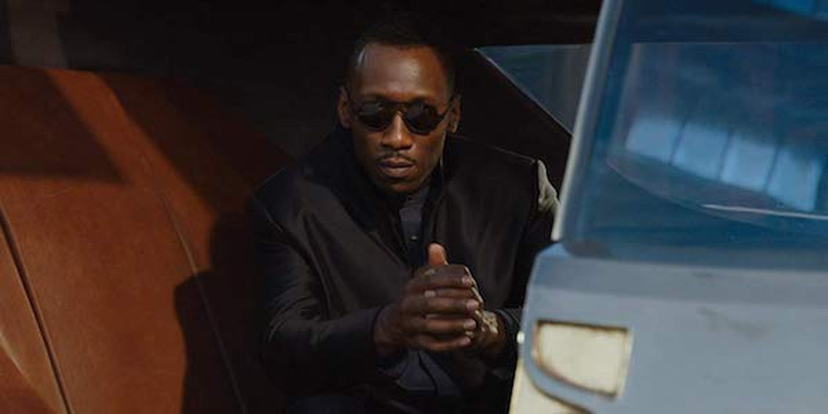 Mahershala Ali - Alita: Battle Angel