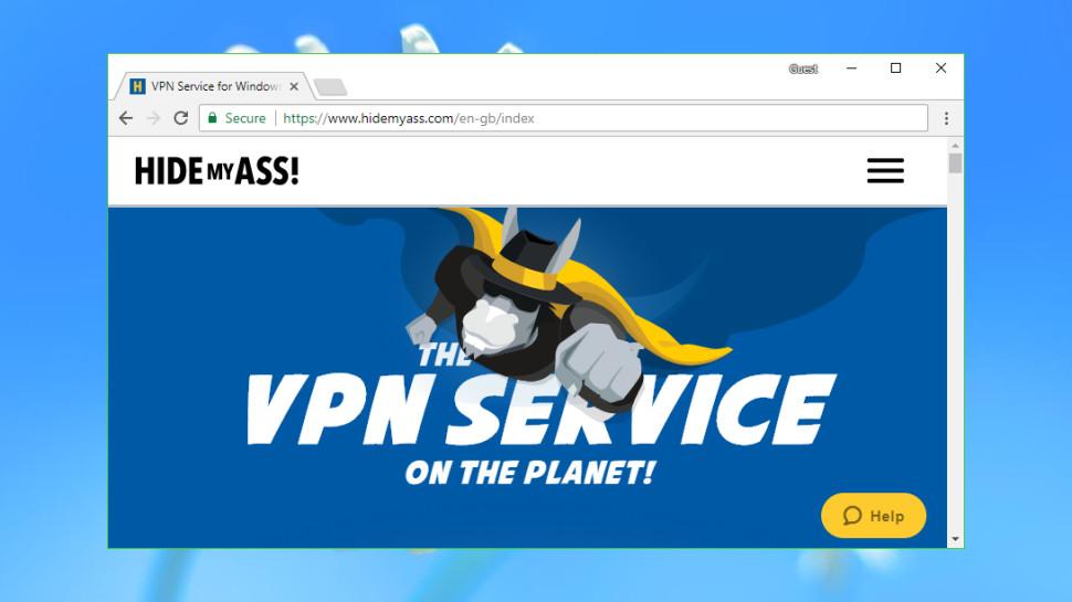 HideMyAss! VPN review | TechRadar