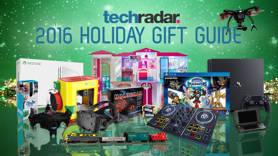 Holiday Gift Guide 2016 Techradar S Top Tech Toys To Give This Season