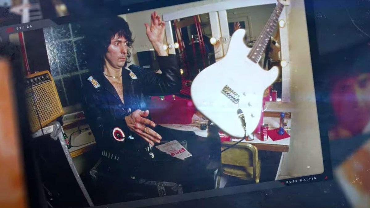 Hundreds of unseen RItchie Blackmore photos to feature in new Ross Halfin book