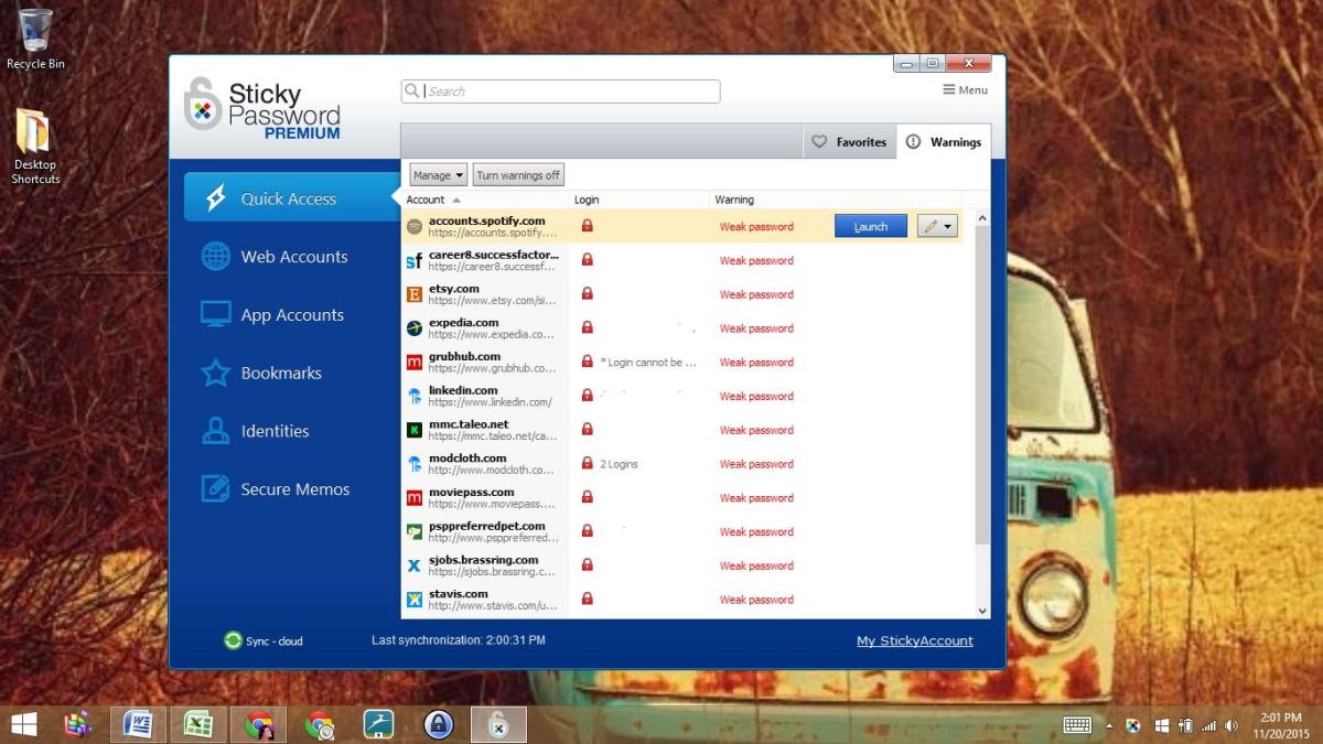 Sticky Password Review - Secure Password Manager and Form