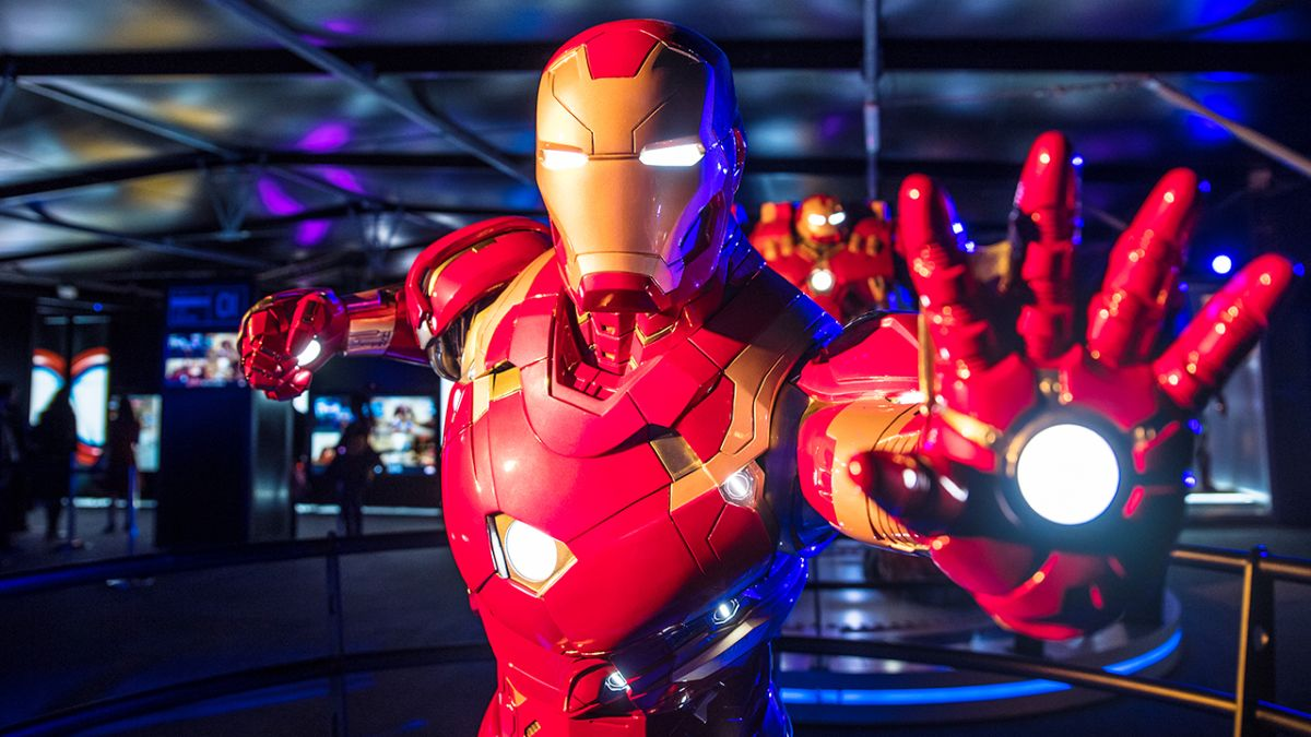 Take a look inside Marvel's interactive exhibit bringing your favourite superheroes to life