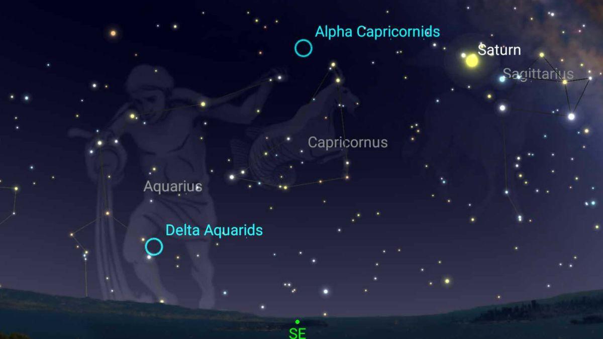 Look Up! Dazzling Double Meteor Shower Peaks Tonight | Space