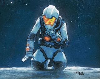 """Jump into """"The Expanse"""" with this sneak peak at issue 2 of the new comic miniseries from Boom! Studios."""