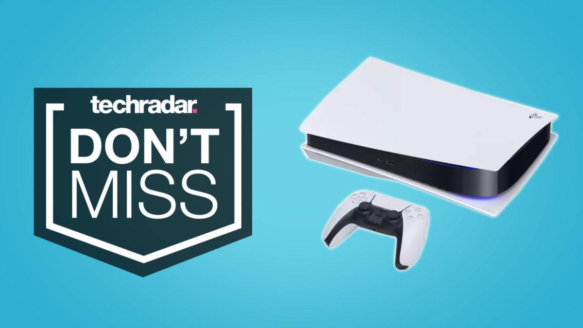 Exclusiva PS5 Restock: la PlayStation 5 de Amazon se retrasa
