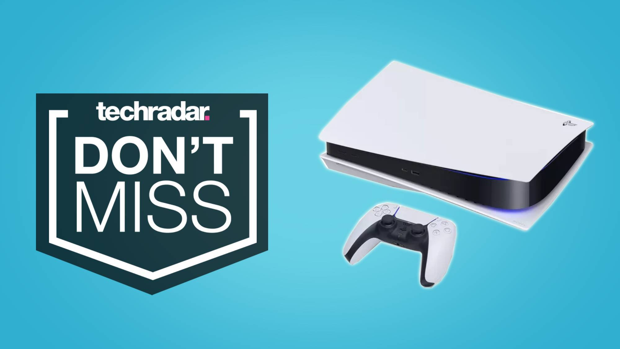 Amazon Ps5 Restock Time When And How To Buy One Of The 46 000 Ps5 Consoles Techradar