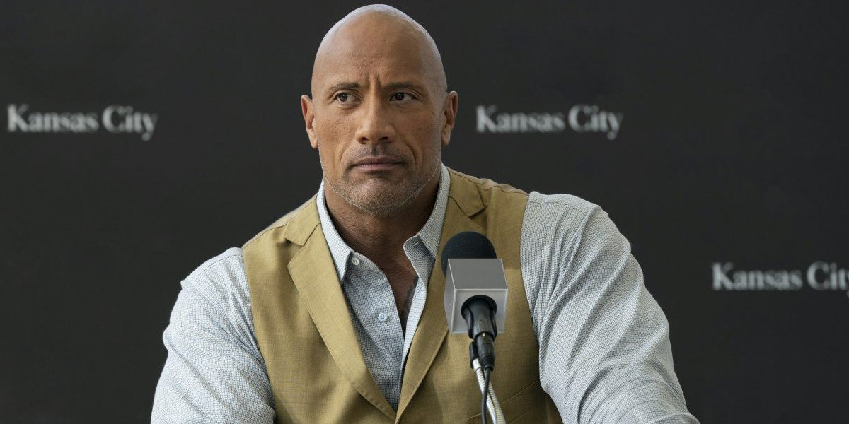 Dwayne Johnson as Spencer Strasmore on Ballers