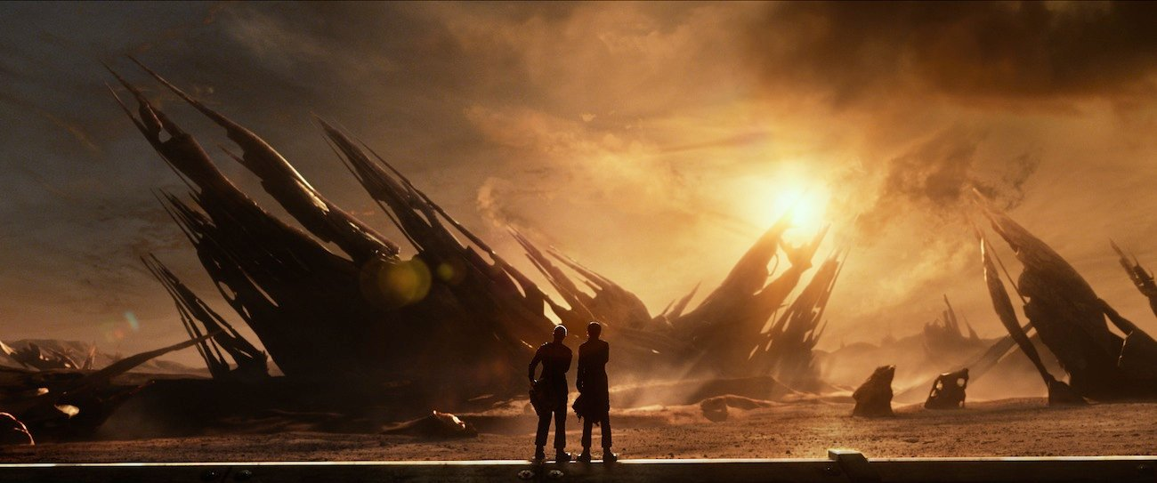Ender's Game Calendar Features New Stills And Details From The Movie #7668