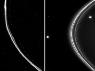 30-Year Saturn Odyssey: From NASA's Voyagers to Cassini Today