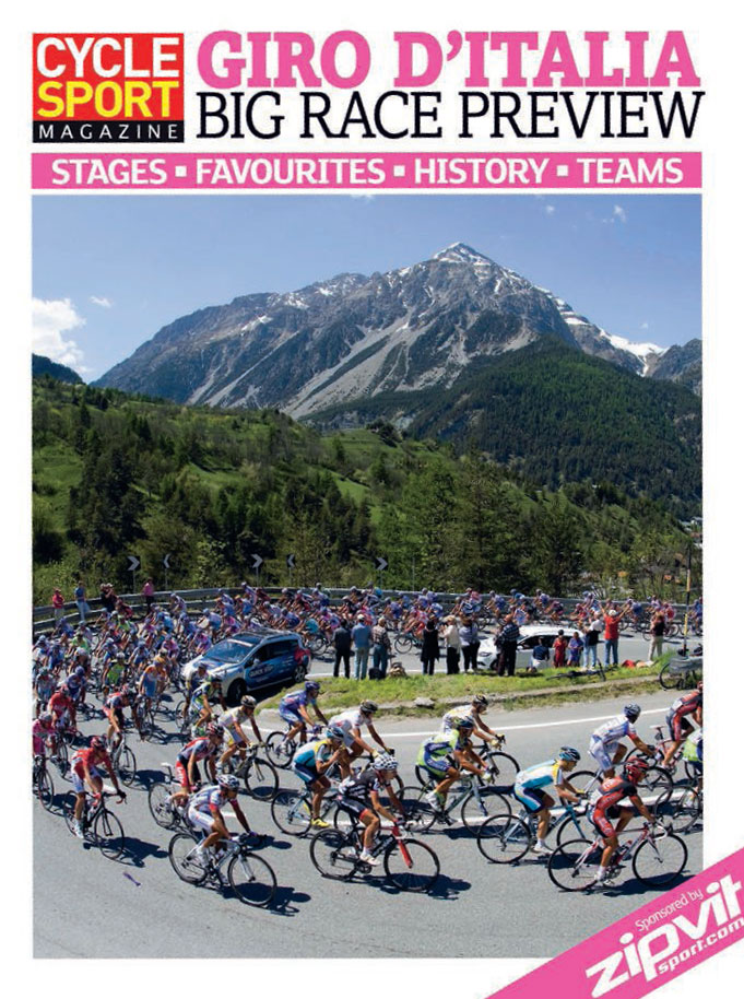 Cycle Sport June 2010 Giro d