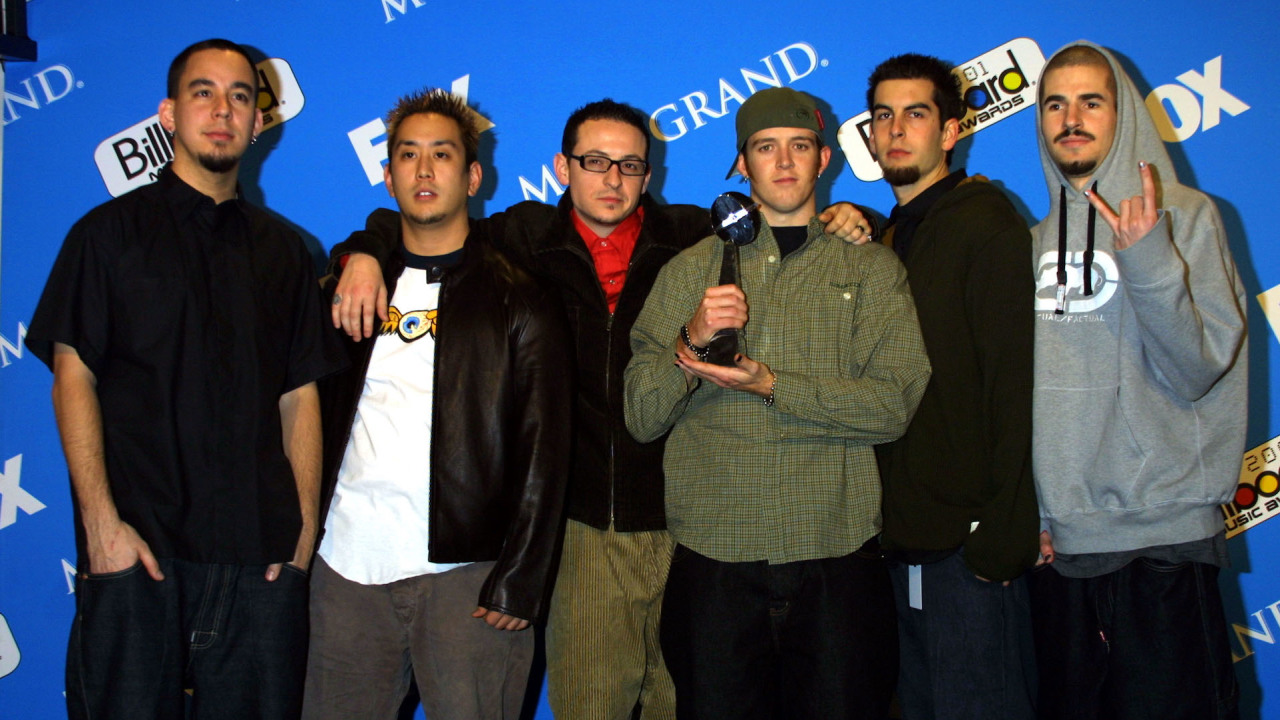 Linkin Park You Re A Nu Metal Boy Band Discuss Louder