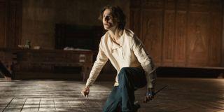 Timothee Chalamet as Paul in Dune