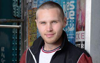 Danny Walters EastEnders Keanu Taylor