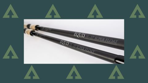Preston Innovations Equis 13-15 ft and 15-17 ft Super Float Rods