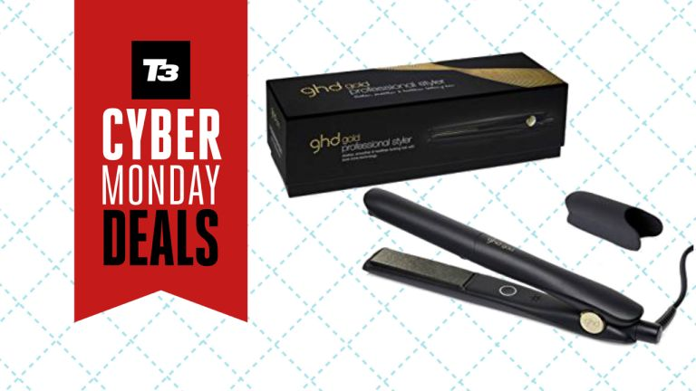 GHD hair straighteners sale at Amazon Cyber Monday deal