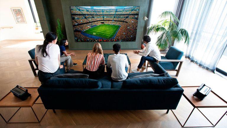"""best 75 inch tv: LG 75"""" NanoCell 90 LED HDR NanoCell 4K Ultra HD Smart TV"""