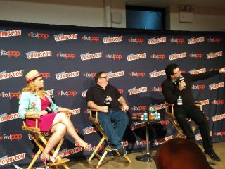NYCC 2017 history of Star Trek discussion