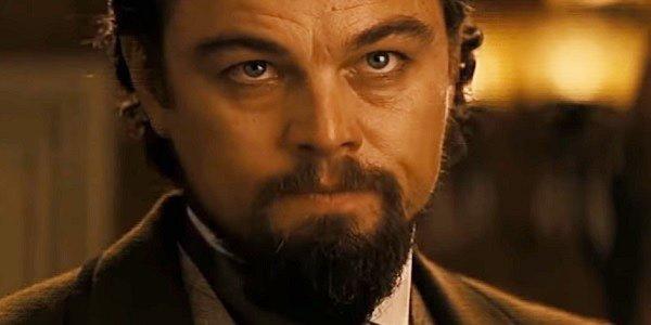 Calvin Leonardo DiCaprio Django Unchained