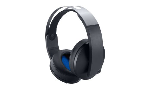 PlayStation Platinum Wireless Headset Review: Short of