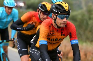 GRAZALEMA SPAIN FEBRUARY 19 Mikel Landa of Spain and Team Bahrain McLaren during the 66th Vuelta a Andaluca Ruta del Sol 2020 Stage 1 a 1738km stage from Alhaurn de la Torre to Grazalema 911m VCANDALUCIA UCIProSeries on February 19 2020 in Grazalema Spain Photo by David RamosGetty Images