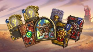 Hearthstone Forged in the Barrens PC Gamer giveaway