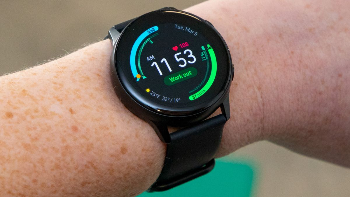 Samsung Galaxy Watch Active Review: The Apple Watch Finally