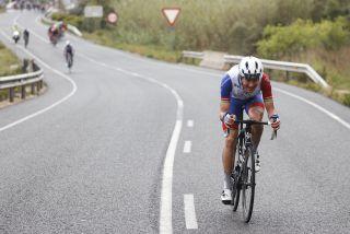 Volta a la Comunitat Valenciana 2021 - 72nd Edition - 1st stage Elche - Ondara 201,7 km - 14/04/2021 - Miles Scotson (AUS - Groupama - FDJ) - photo Luis Angel Gomez/BettiniPhoto©2021