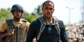 Anthony Mackie And More Share Thoughts On One Of Outside The Wire's Most Intriguing Questions