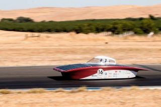 Stanford Solar Car Project - World Solar Challenge