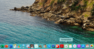 How to change the default screenshot save location