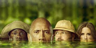 jumanji: welcome to the jungle owned by Sony