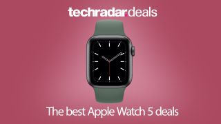Apple Watch 5 prices and deals
