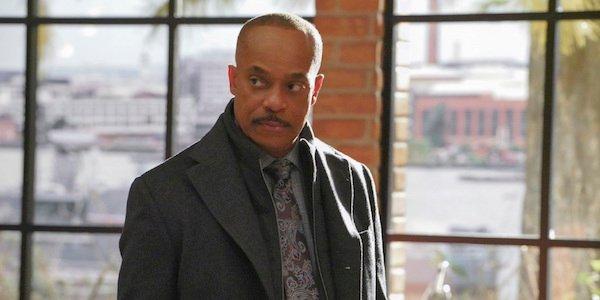 Rocky Carroll as Leon Vance in NCIS