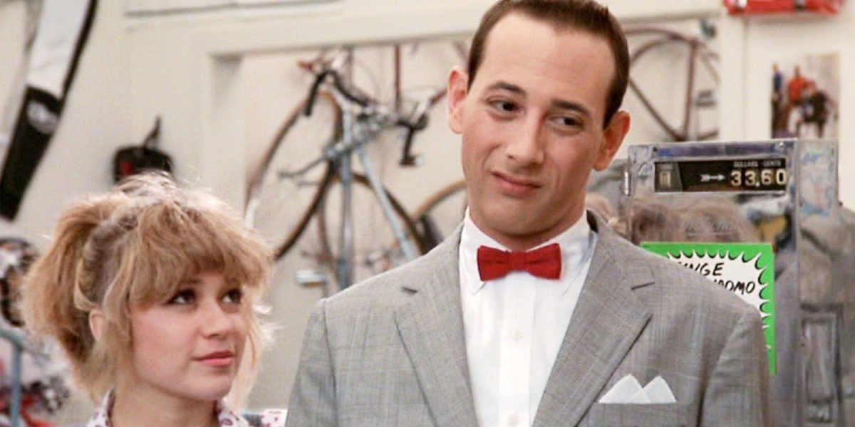 E.G. Daily, Paul Reubens - Pee-Wee's Big Adventure