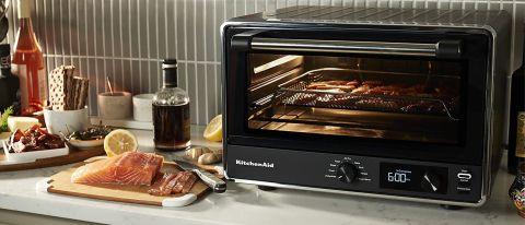 KitchenAid Digital Countertop Oven with Air Fryer review