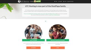LFC Hosting Acquisition